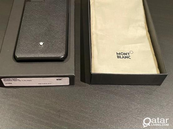 Mont Blanc Iphone 11 Pro Case