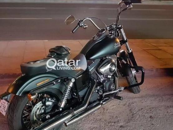 Harley Davidson Wide Glide 2016