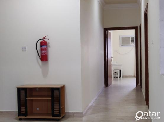 #NO COMMISSION# SPACIOUS FULLY FURNISHED 2 BHK APARTMENT AVAILABLE AT AL MANSOURA (CLOSE TO AL MEERA)
