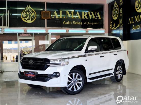 Toyota Land Cruiser VXR 2019