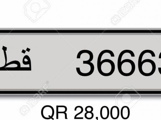 VIP 5 Digit And 6 Digit Car Plate For Urgent Sale