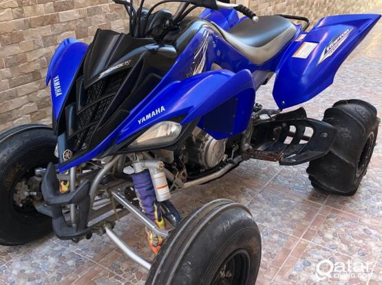 Yamaha Rapator 700R 2009