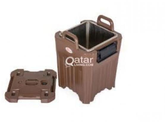 INSULATED FOOD CONTAINERS