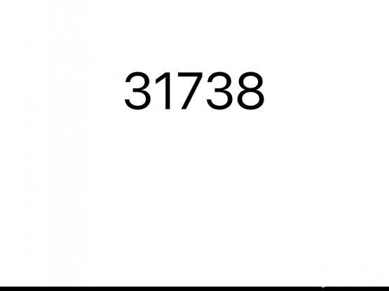 31738 specila number in moror