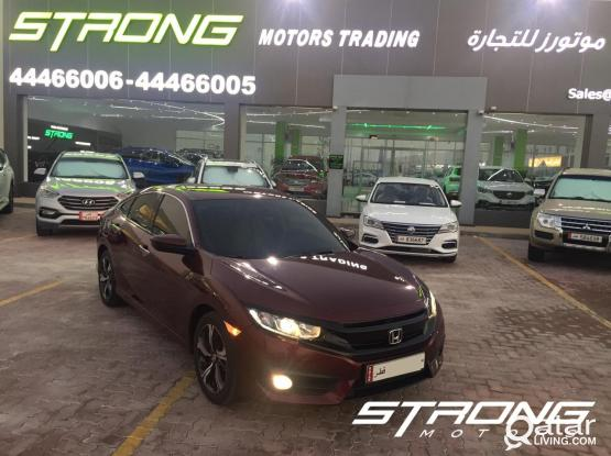 Honda Civic LXi 2019