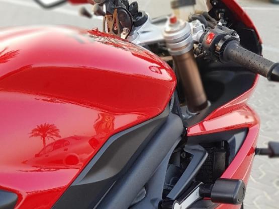 Triumph Daytona 675 R 2015