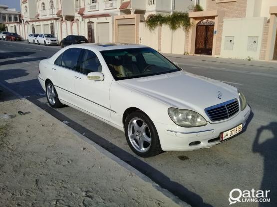 Mercedes S 350 2002