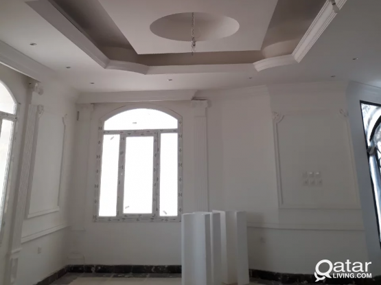 Gypsum board painting subcontract work