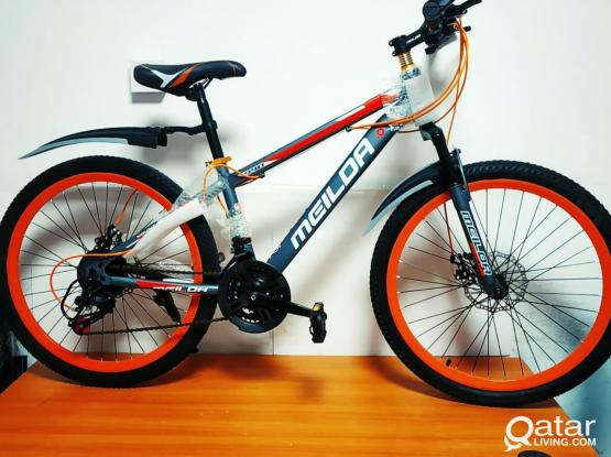 Brand New 24 Inch gear Cycle