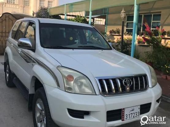 Toyota Prado GX 2006