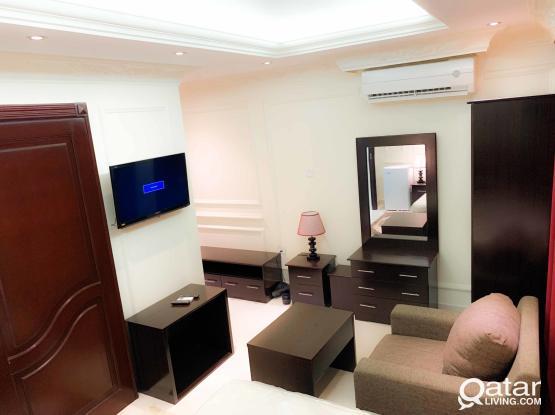 Superior Studio Hotel Apartment at Old Al Ghanim