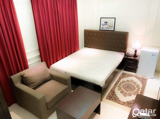 Brand new Superior Studio hotel Apartment at Old al Ghanim