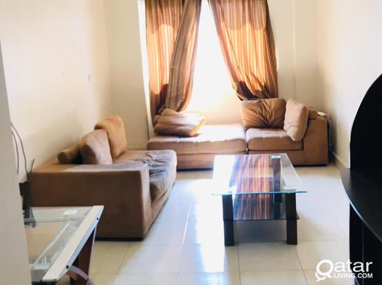 1 bhk apartment for family including all bills at old al ghanim