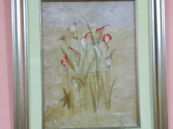 Beautiful Big size artwork with frame