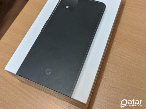 WTS Google Pixel XL 4 - 128GB Black