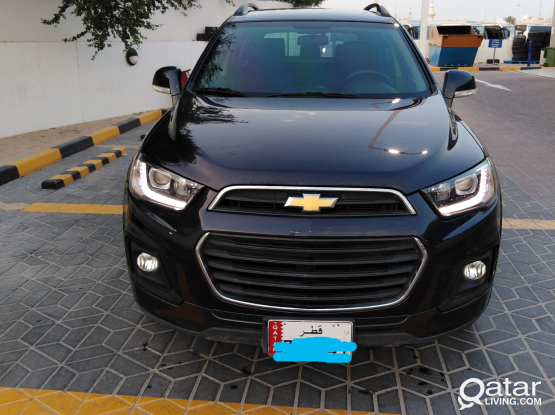 Chevrolet Captiva LS 2016