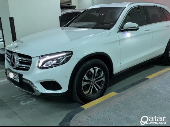 Mercedes GLC 2018
