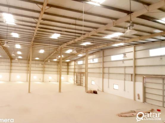 6000 SQM BRAND NEW STEEL FACTORY FOR RENT IN NEW INDUSTRIAL AREA