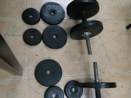 Dumbells 2 sets