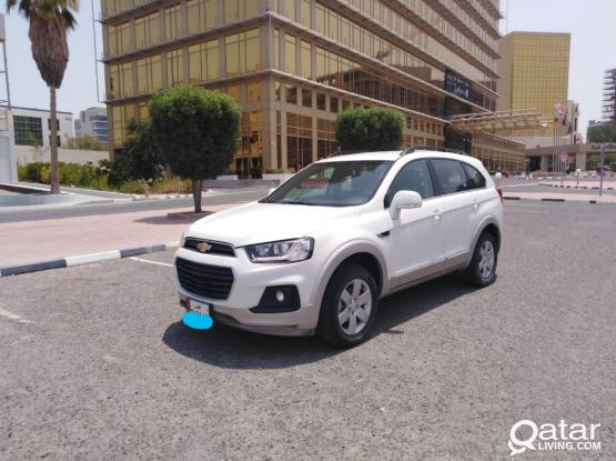 Chevrolet Captiva LS 2016