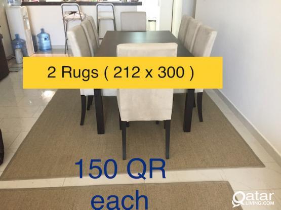 large rug 300x212cm