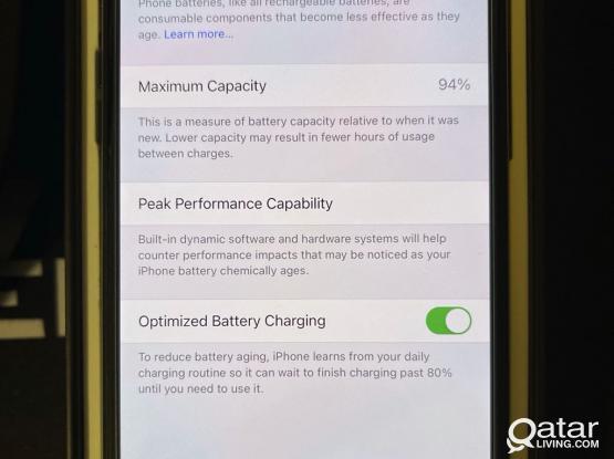 Iphone Pro Max 11 Mignight Green 64gb