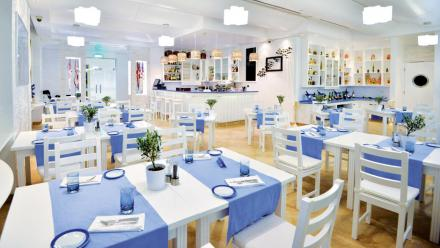 WATCH: Dining at Mykonos
