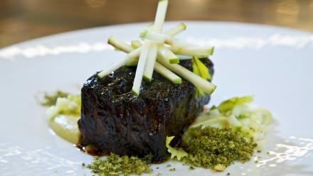 Soy Glazed Short-Ribs recipe by JW Marriott Marquis City Center Doha