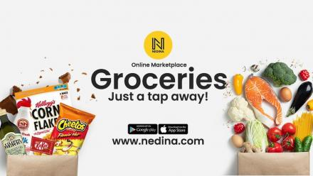 Nedina begins delivery service for groceries, essential items