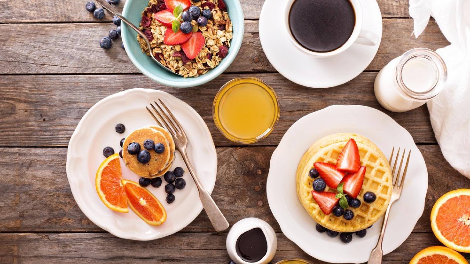 Five of the best breakfast spots in Qatar