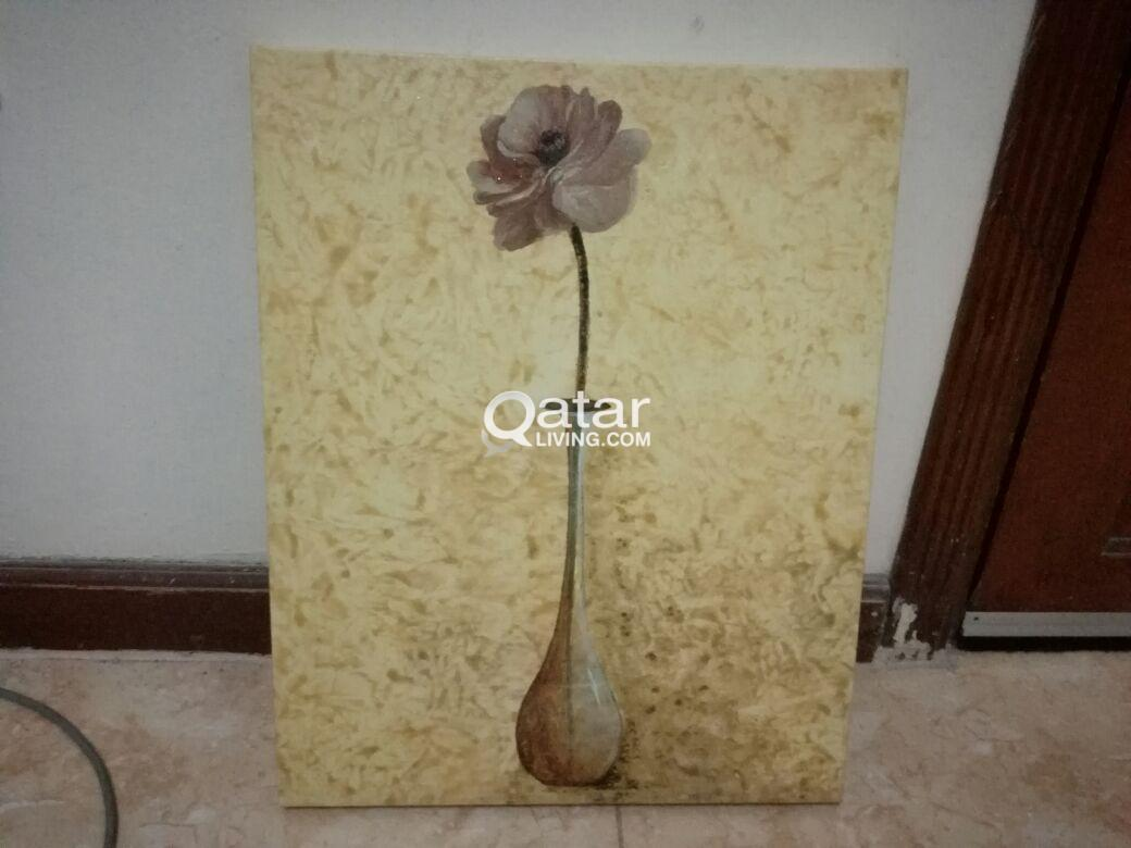 MUST GO Household decor - vases, pictures