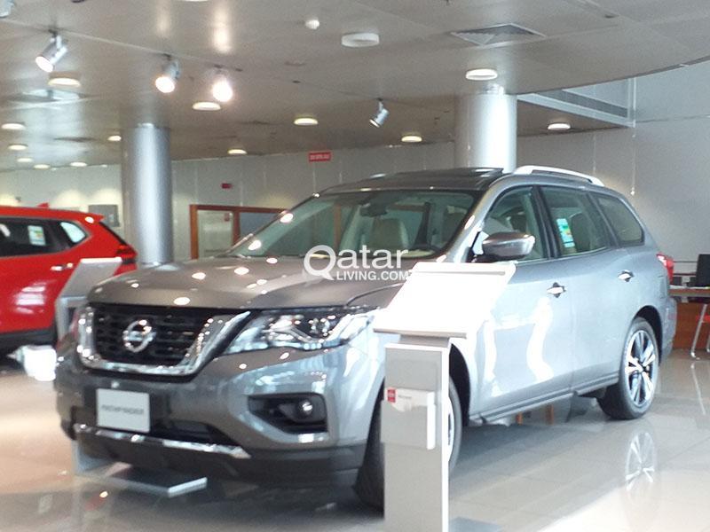 Nissan Pathfinder SV 2020