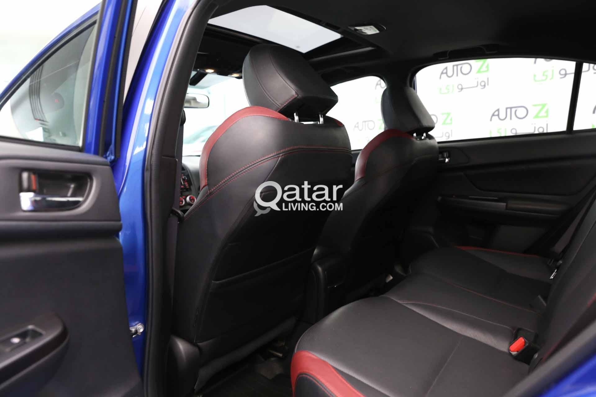 Subaru WRX STI---2015
