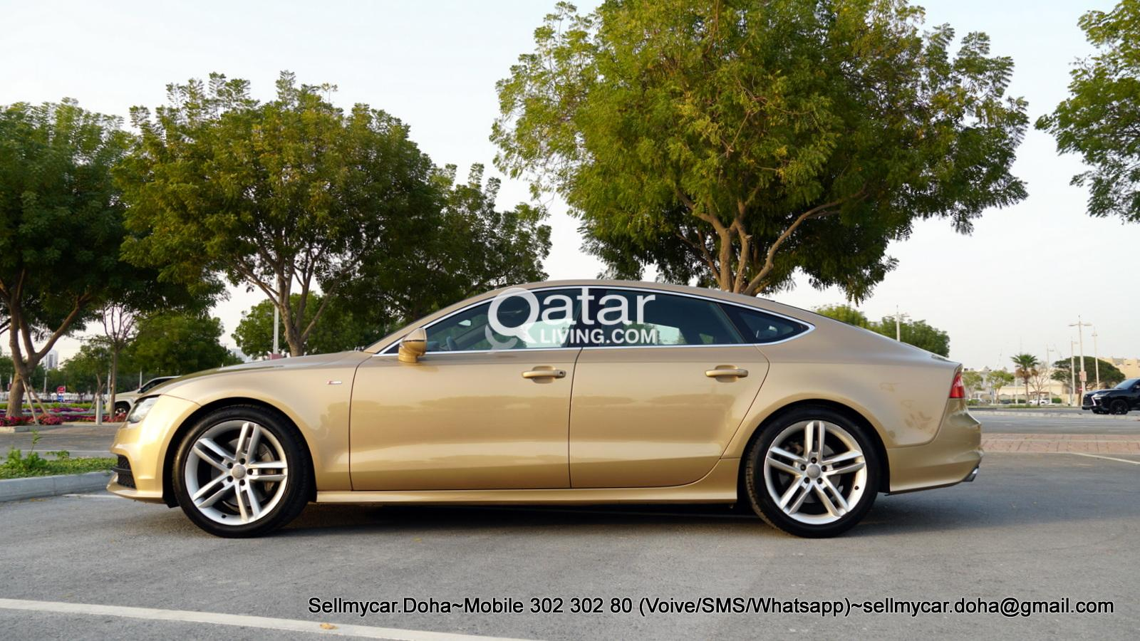 2013 Audi A7 Quattro 3.0t S-Line (Many More Photos