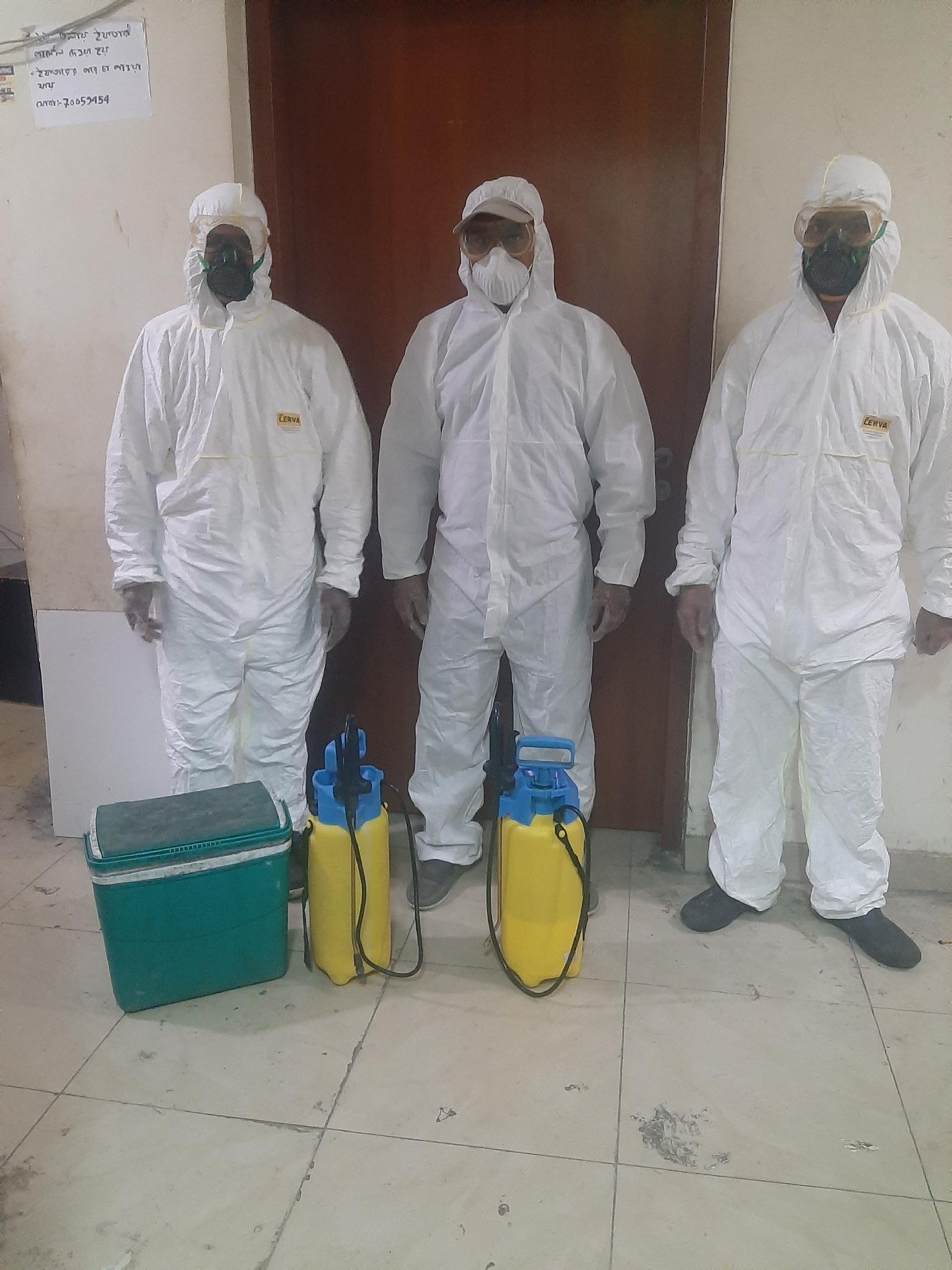 Bella Rosa Pest control and Disinfection  Treatmen