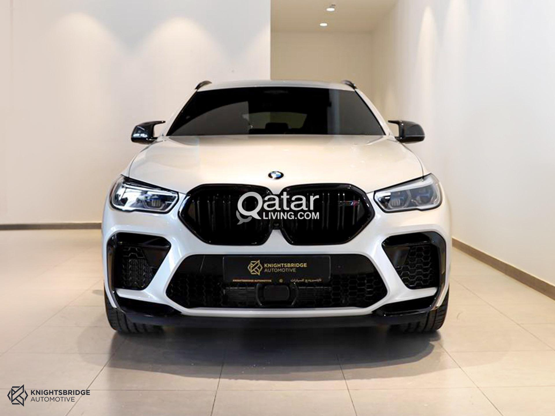 BMW X6M Competition-2020