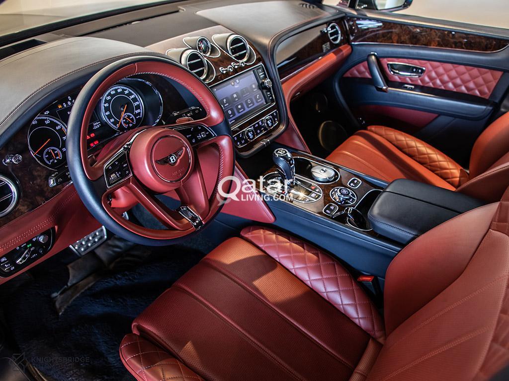 Bentley Bentayga First Edition..2017