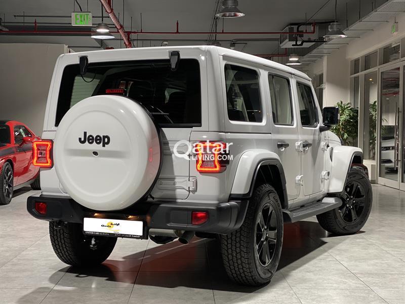 Jeep Wrangler Night Eagle Unlimited