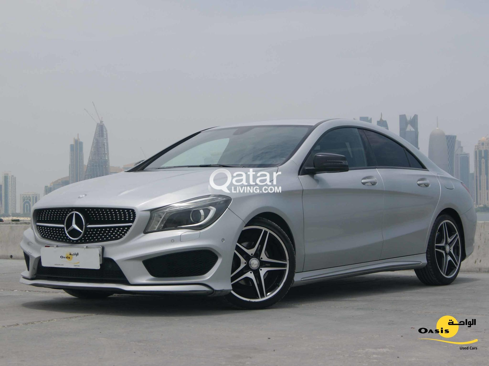 Mercedes CLA AMG Kit