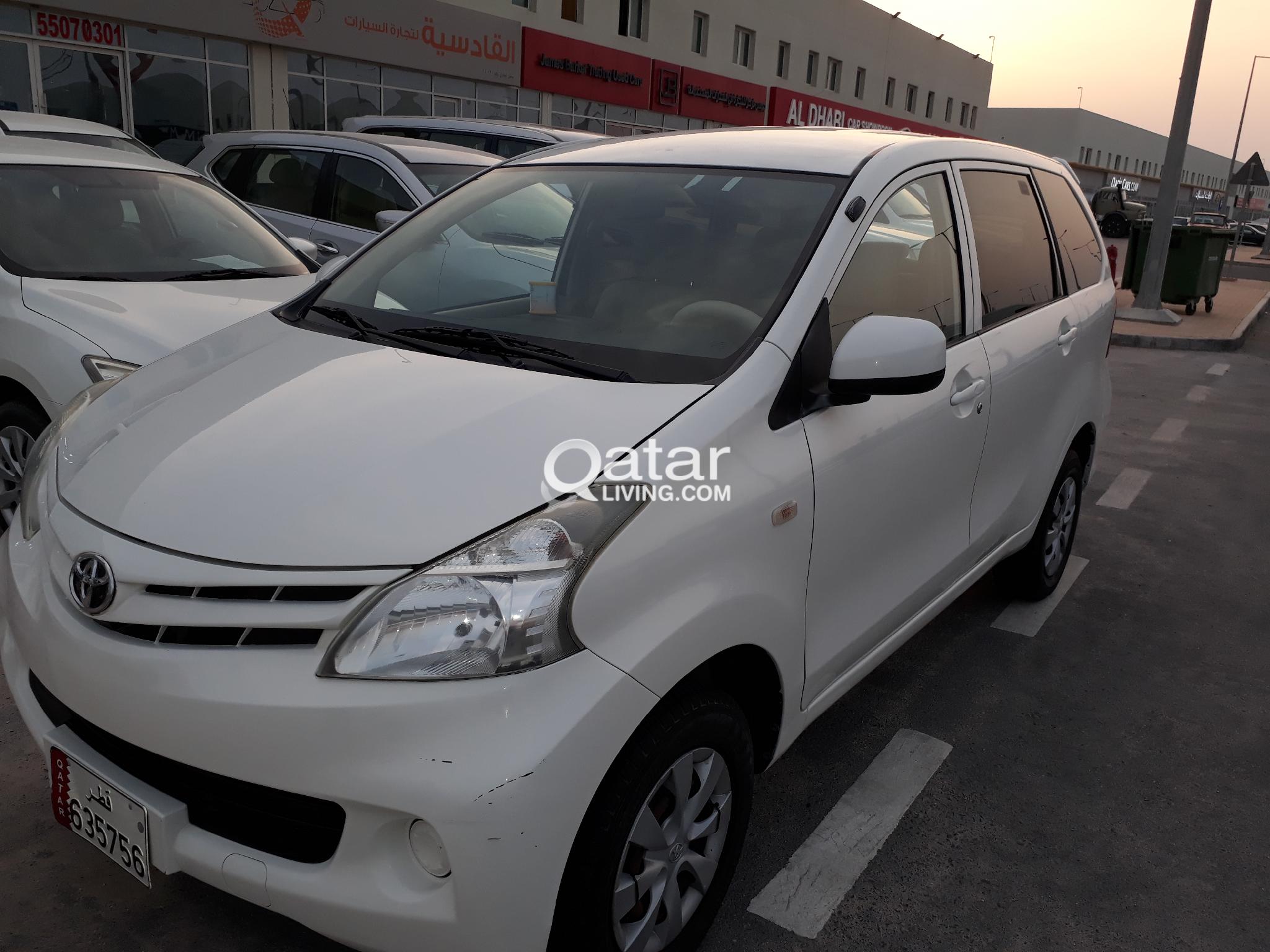 Toyota Avanza 7 seater