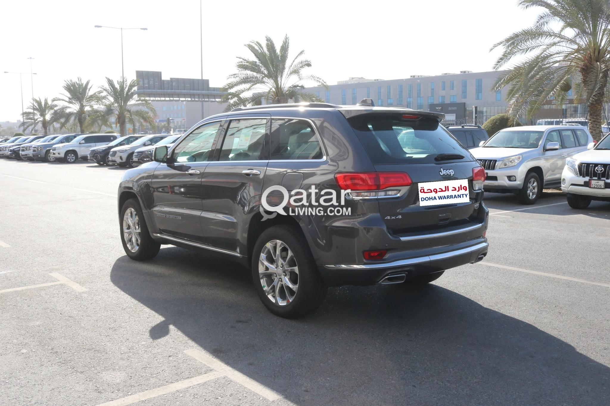 Jeep  Grand Cherokee - Summit 2019