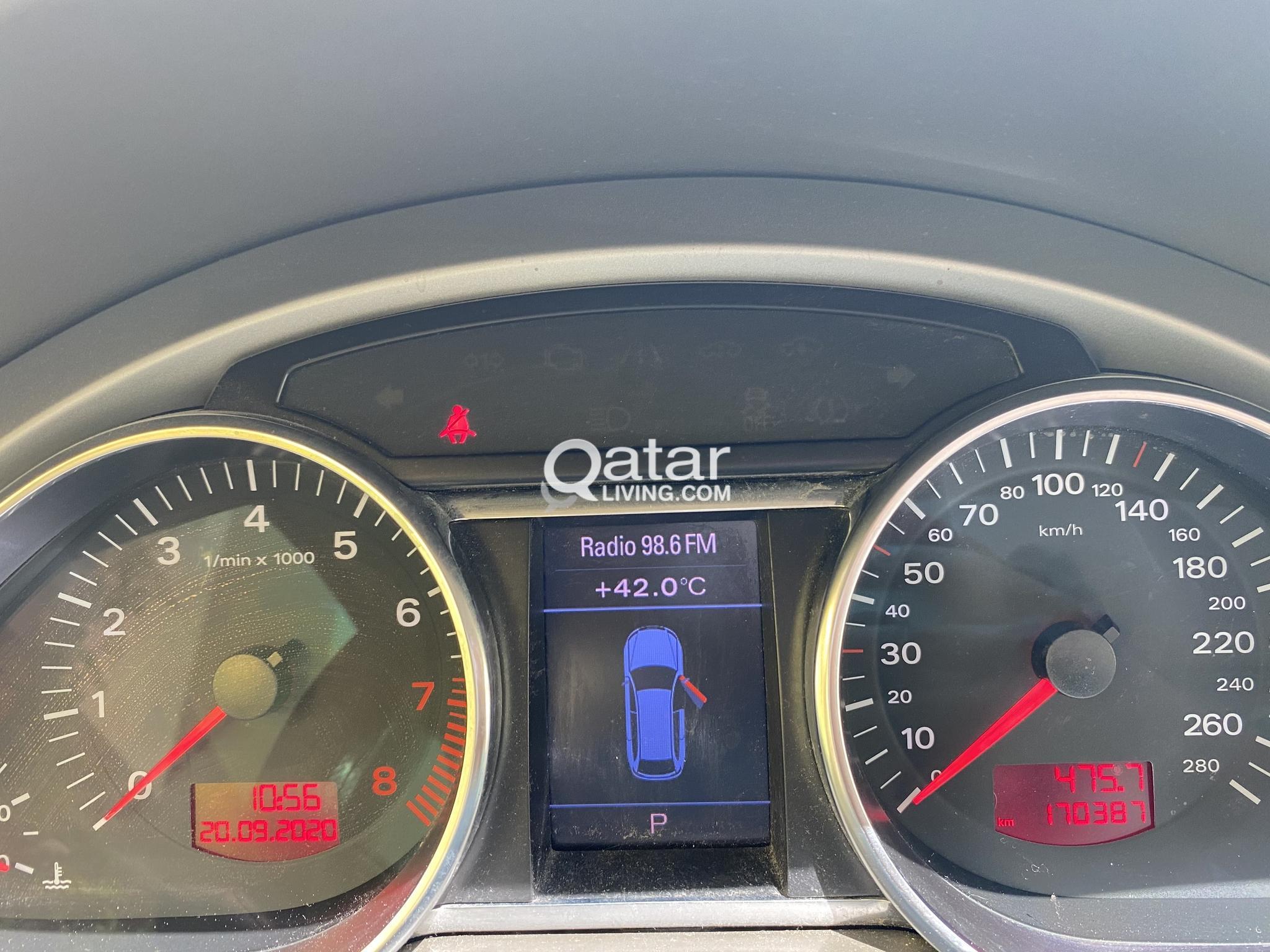 Good condition Audi Q7 for sale