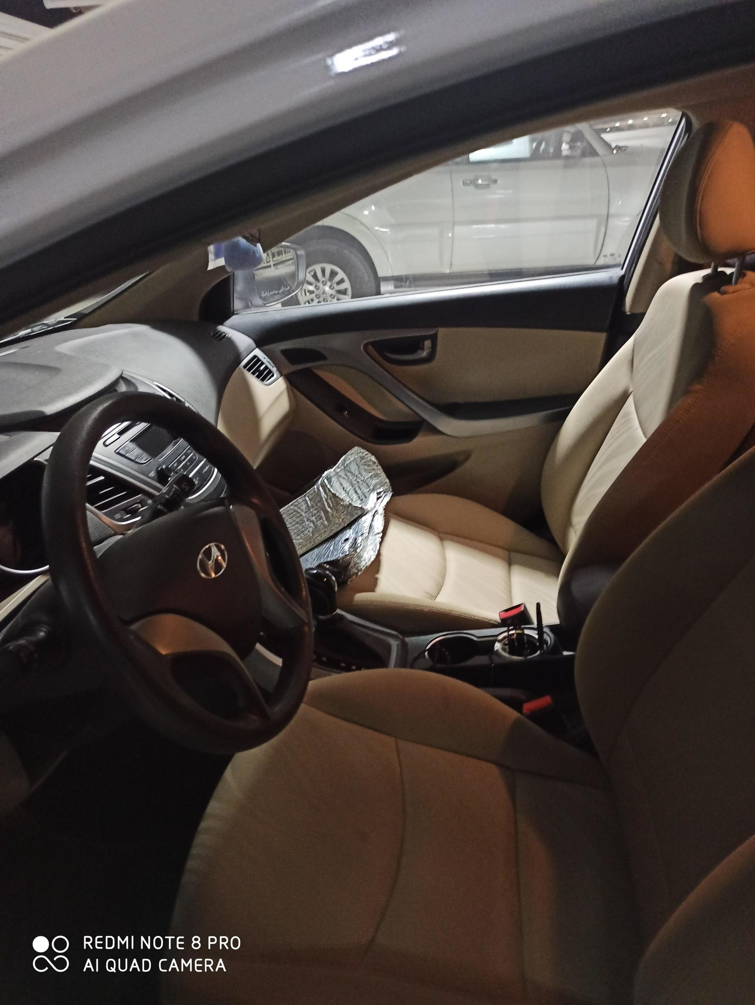 Hyundai Elantra 2016 on Sale in excellent conditio