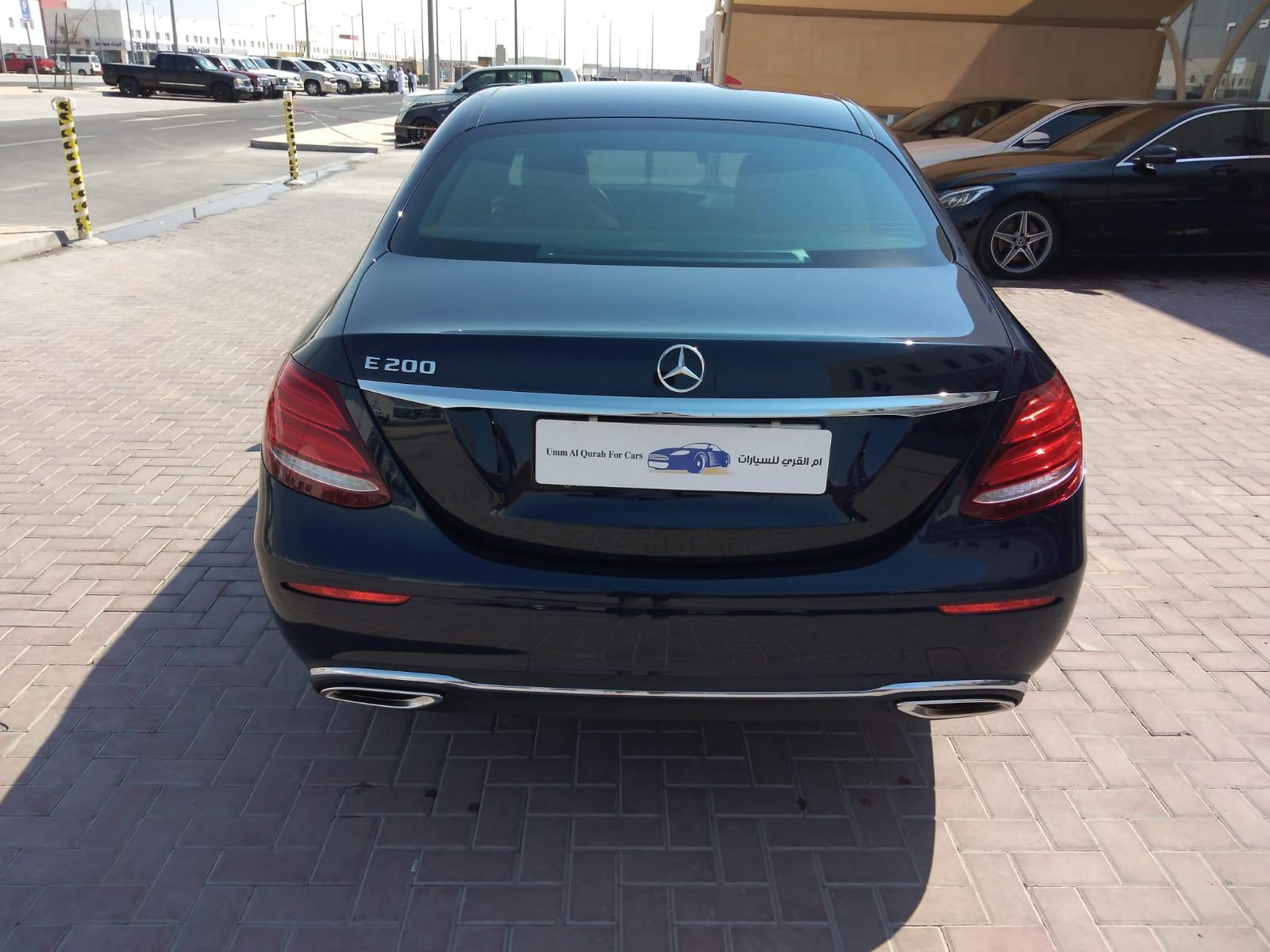 Mercedes E200 2020