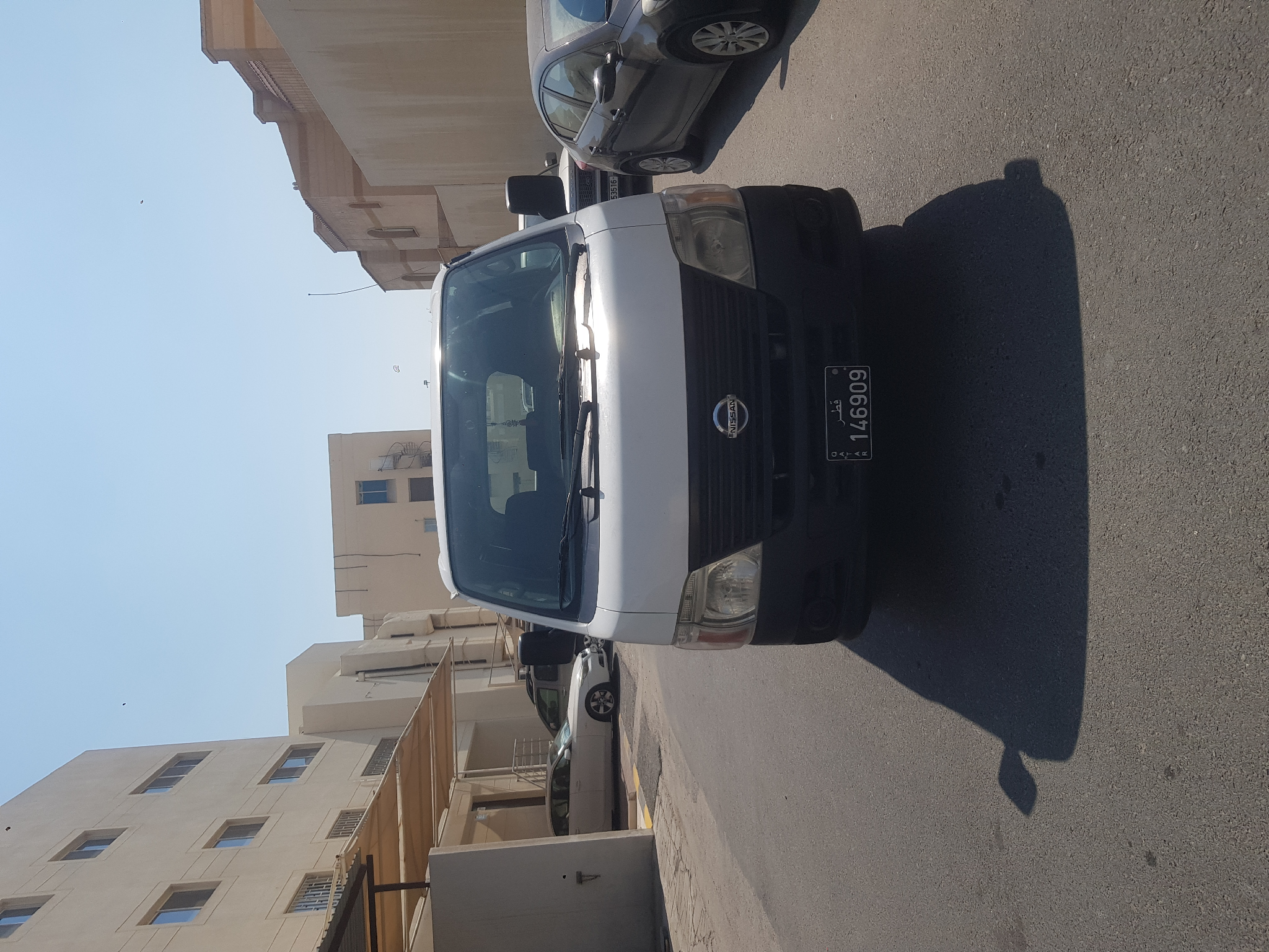 Nissan URVAN 2013 model  urgent sale 16000qar -