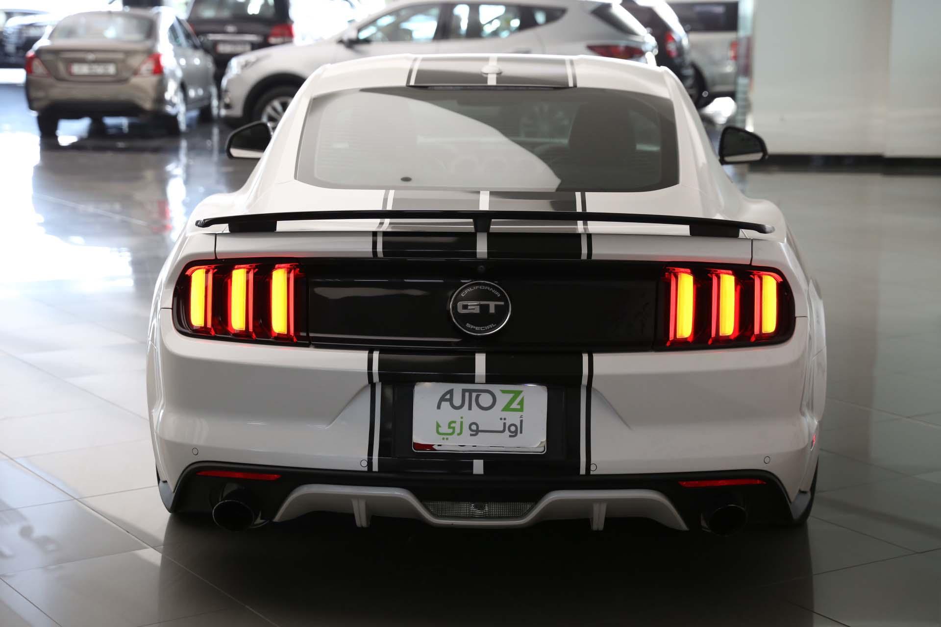 Ford Mustang GT-CS 2017