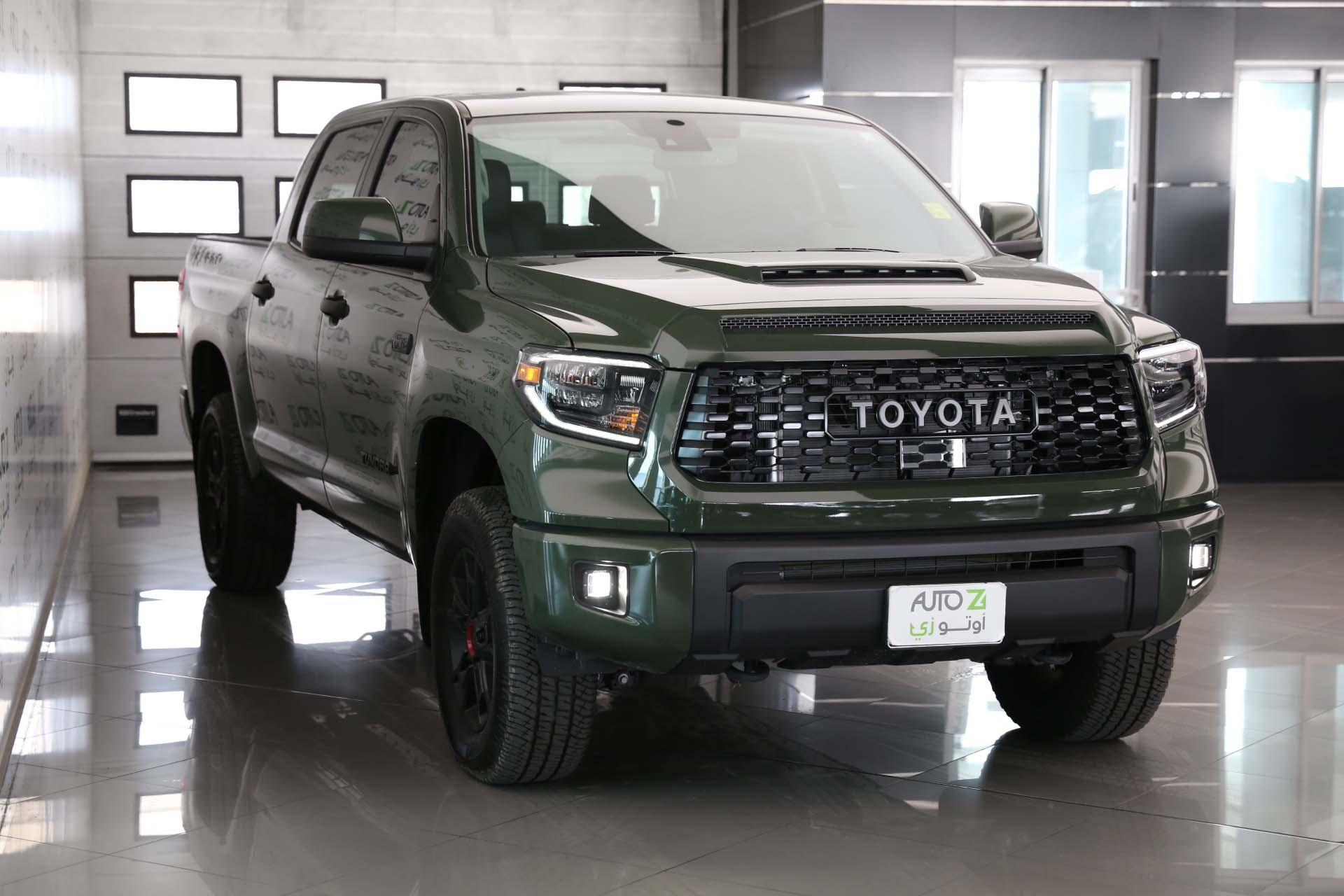 Toyota Tundra TRD PRO--2020