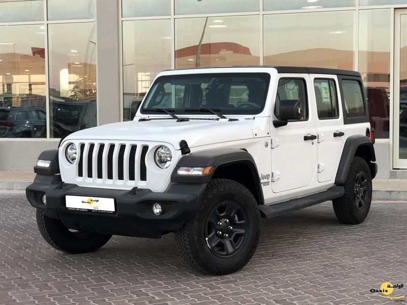 Jeep Wrangler Sport Unlimited 2020