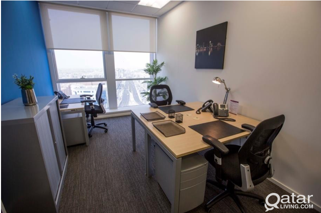 CLOSED OFFICE WITH TRADE LICENSE VERY LIMITED OFFE