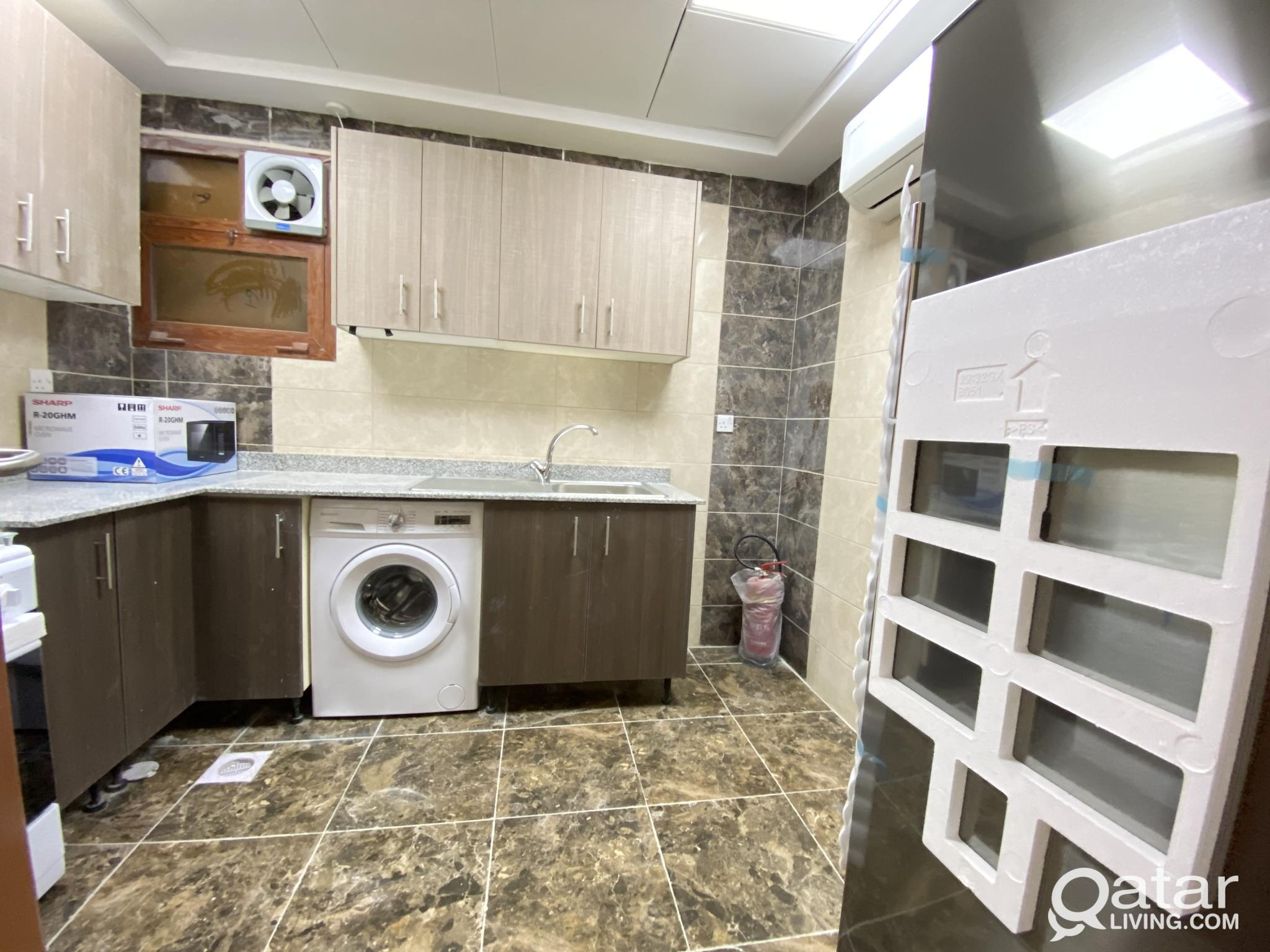 1 Month free - Brand New and Spacious 2 Bedroom Fu